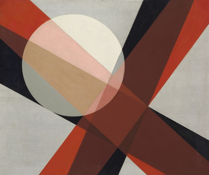 he worked at the bauhaus design school foundation and institute in 1923 and 1946