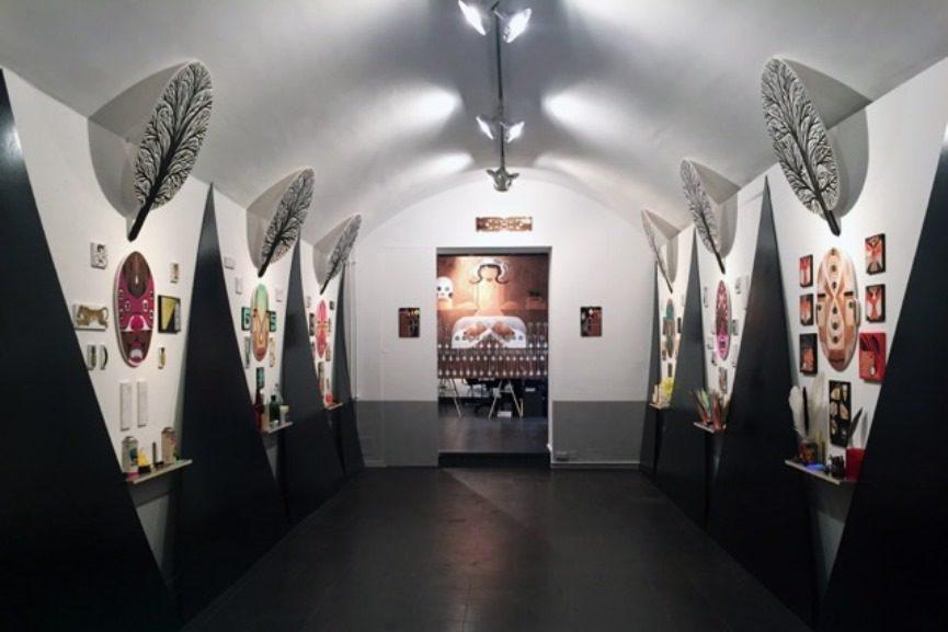 Maja Hurst exhibition