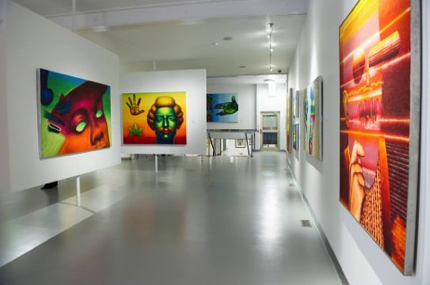 Ed Paschke Art Center Open
