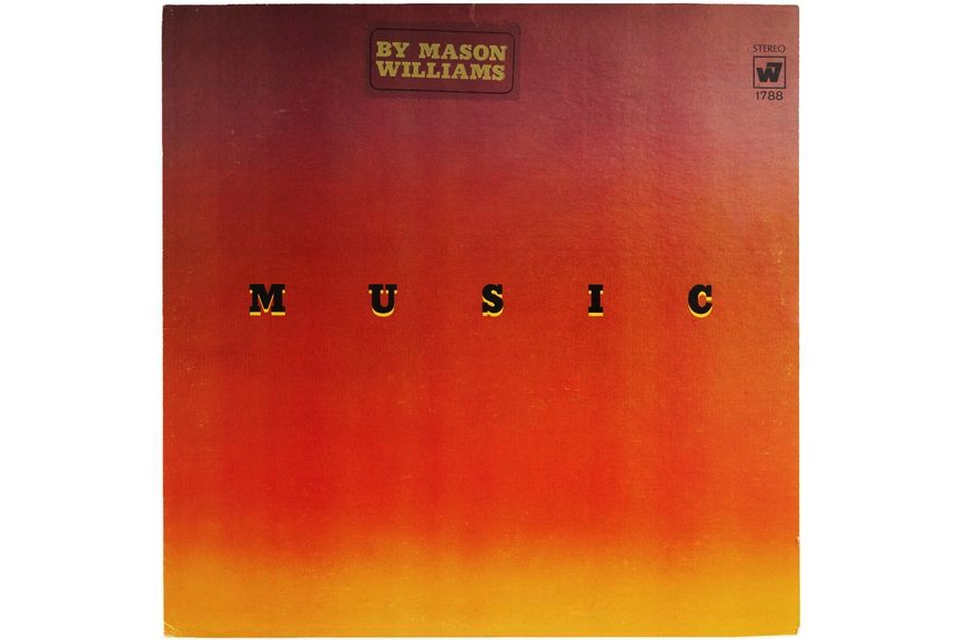Ed Ruscha - Music by Mason Williams, 1969