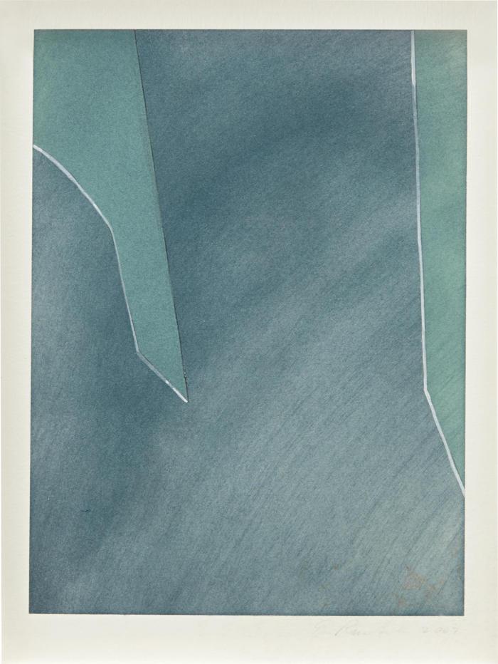 Ed Ruscha-Pieces of Broken Pane-2007