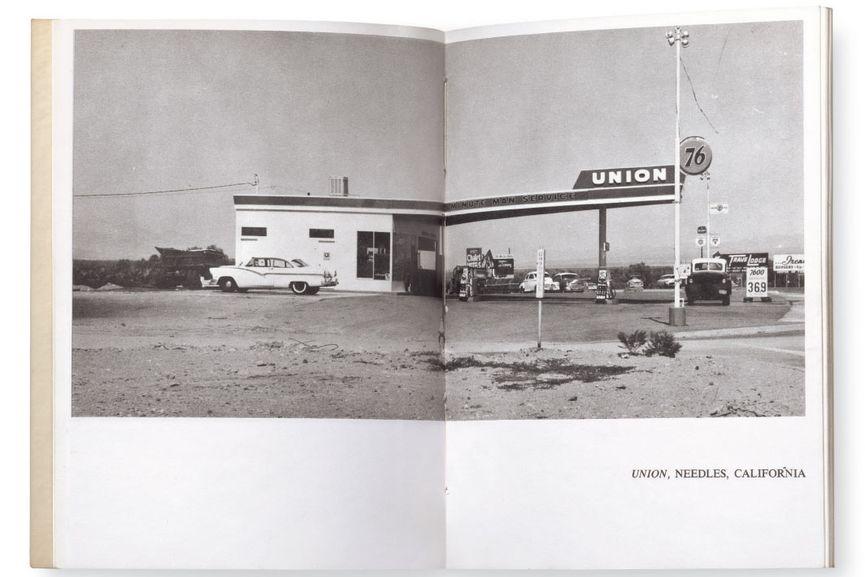 Ed Ruscha - Twenty-six Gasoline Stations