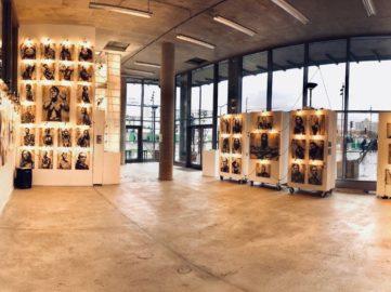 Eddie Colla, Installation View