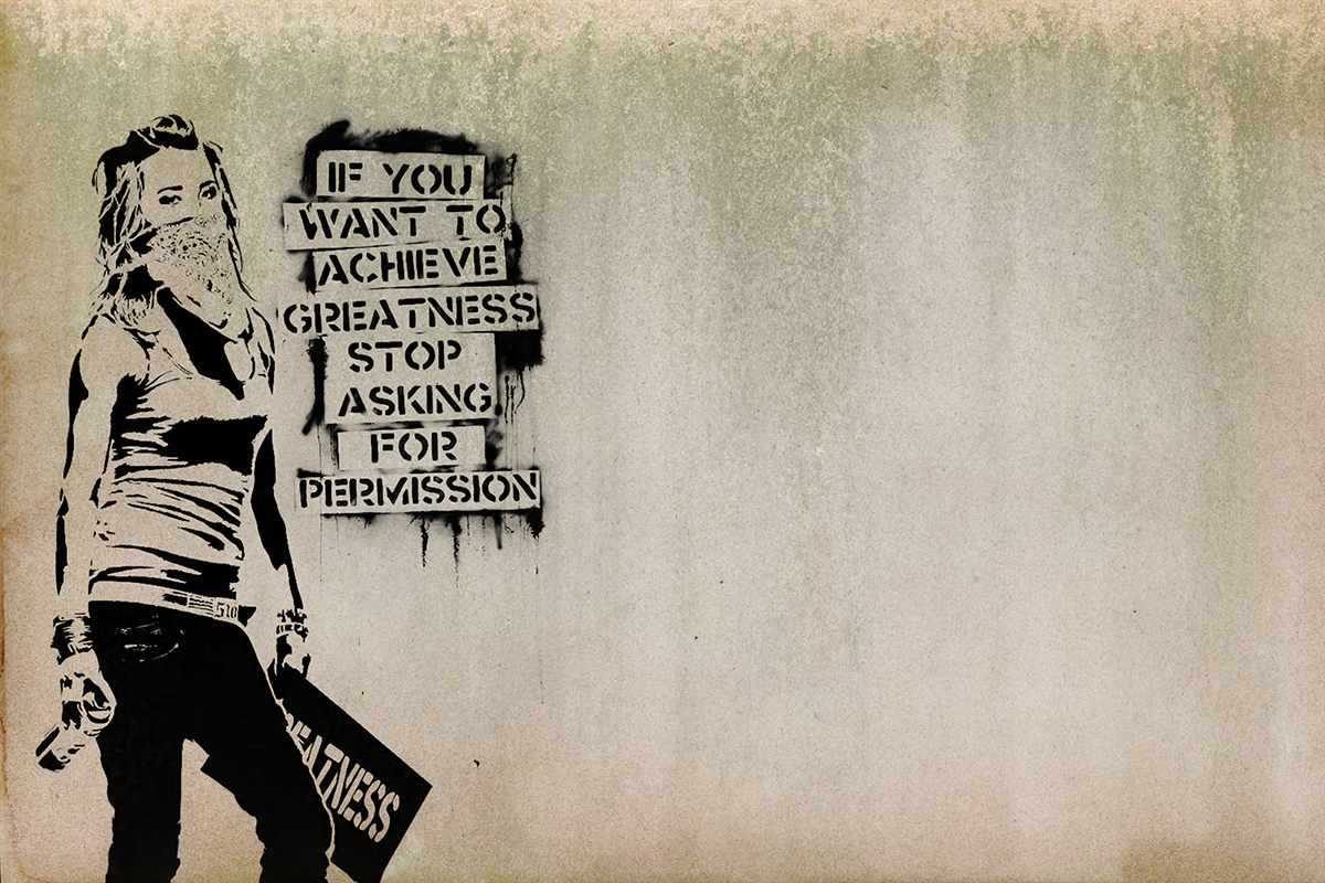 Inspirational Slogans Intriguing Street Art Quotes That Inspire And Make Us Think