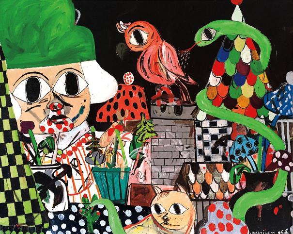 Eddie Martinez-Snakesperience-2006