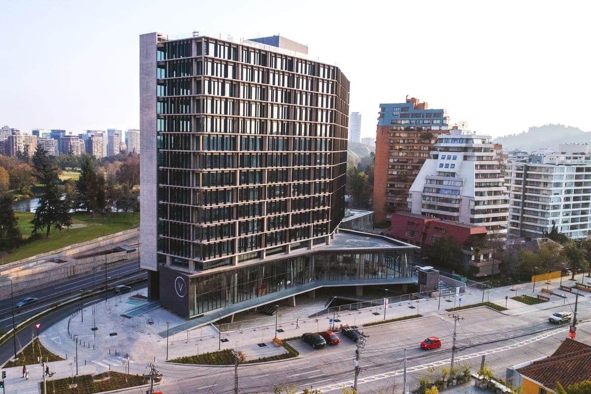 Edificio CV Galería