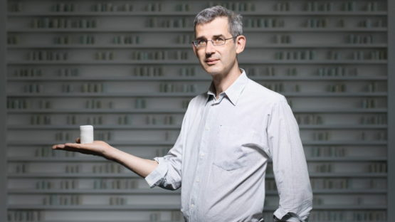 Edmund De Waal - photograph by Pal Hansen