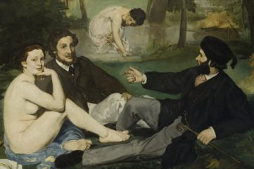 The Everlasting Mystery of Le Dejeuner sur l'Herbe by Edouard Manet