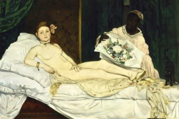The Controversy Behind Edouard Manet's Olympia