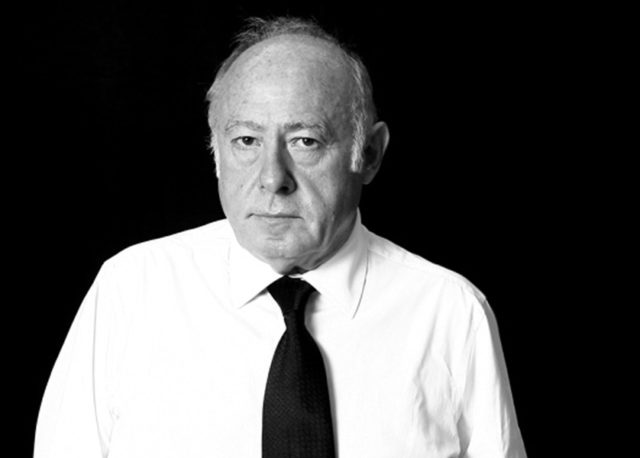 Eduardo Arroyo, 2007 - photo by Kike Palacio