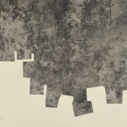 Eduardo Chillida - Euzkadi VII, 1976 (Detail)