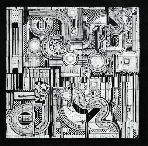 Eduardo Paolozzi-Untitled (For the Four)-1975