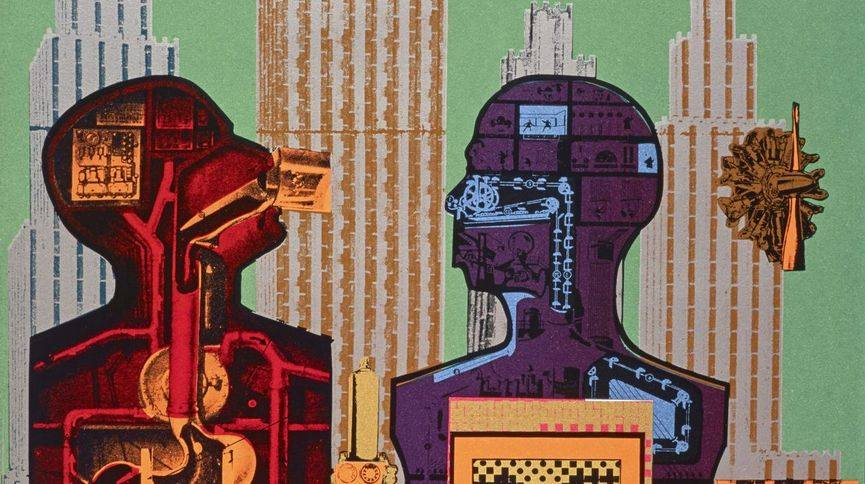 Eduardo Paolozzi Pop Art Retrospective Is Coming To