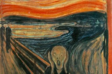 Edvard Munch's The Scream - The Mona Lisa Of Our Time