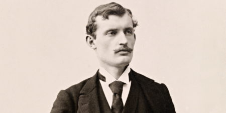 Edvard Munch portrait