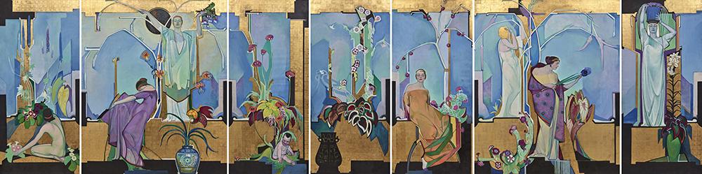 Edward Jean Steichen - In Exaltation of Flowers, 1910-1913