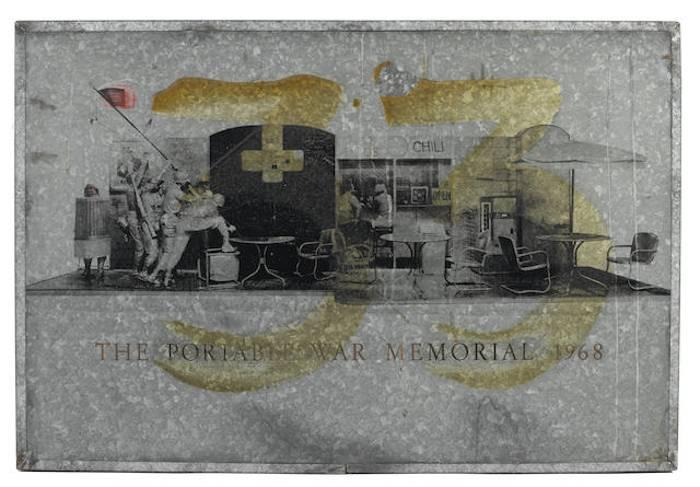 Edward Kienholz-The Portable War Memorial-1968