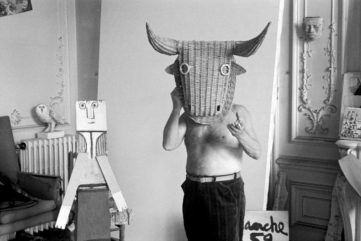 Picasso's Decade-Long Obsession with the Minotaur