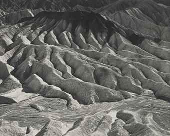Edward Weston-Death Valley-1938