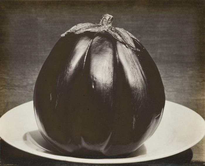 Edward Weston-Eggplant-1929