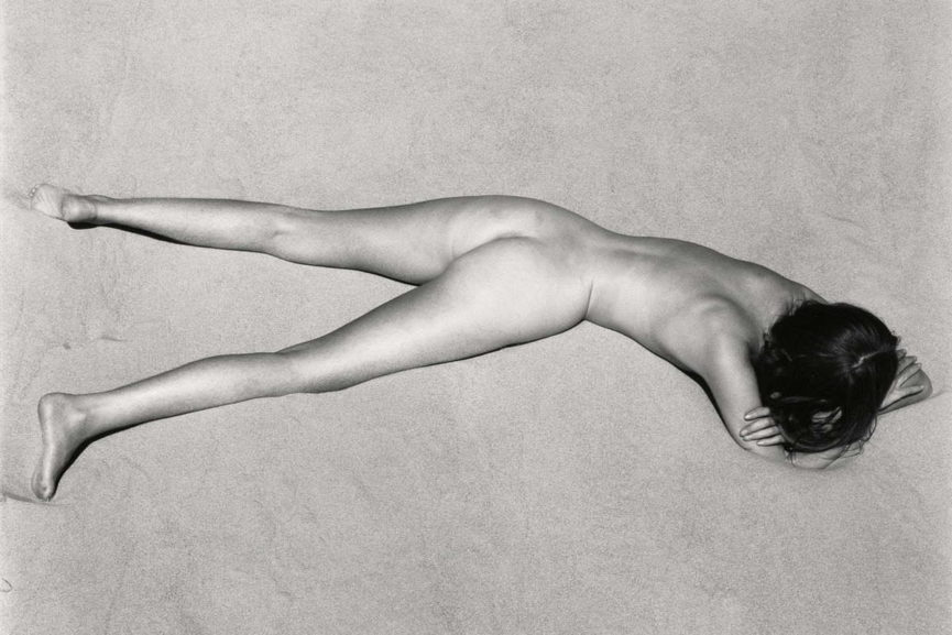 Edward Weston - Nude, 1936, via onlineonly.christies com