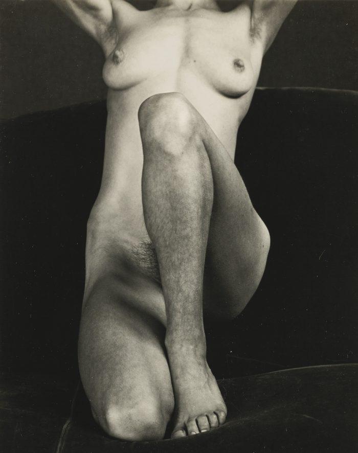 Edward Weston-Nude (Sonya)-1933