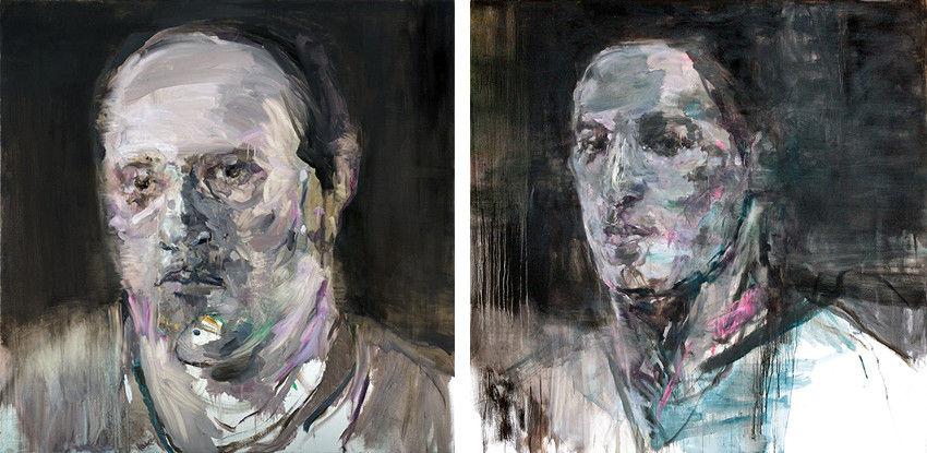 Edwige Fouvry - Henri, 2014 - Martin, 2015