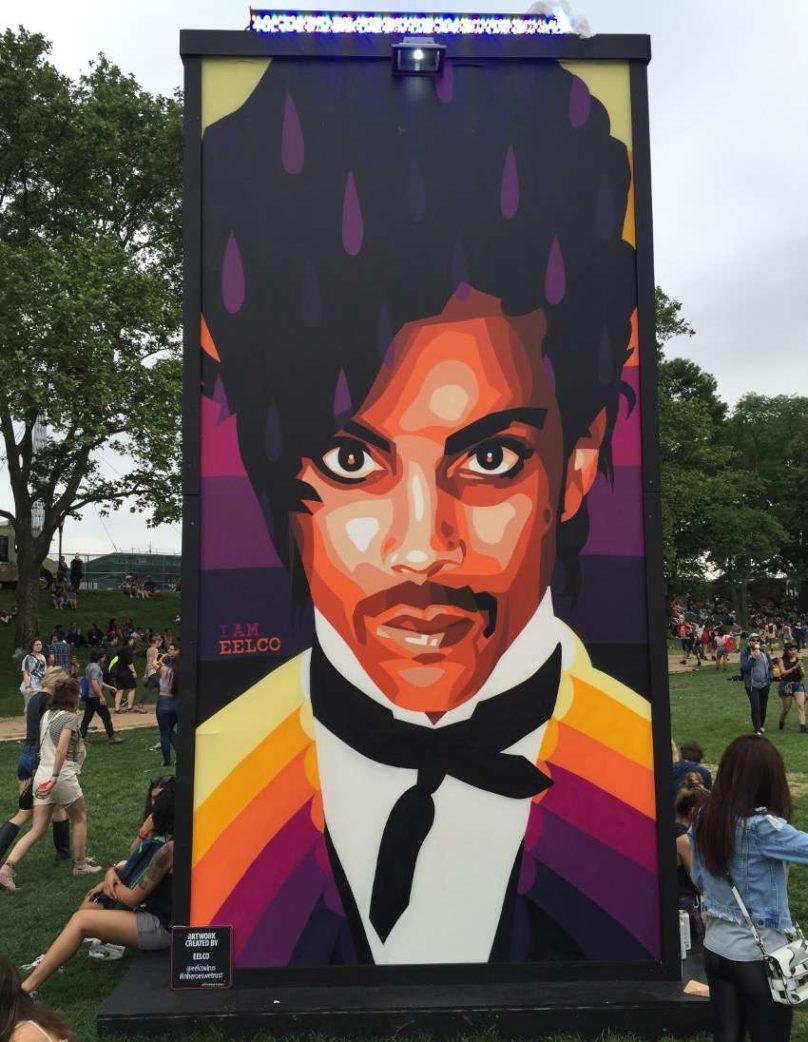 Eelco van den Berg - Prince tribute, New York