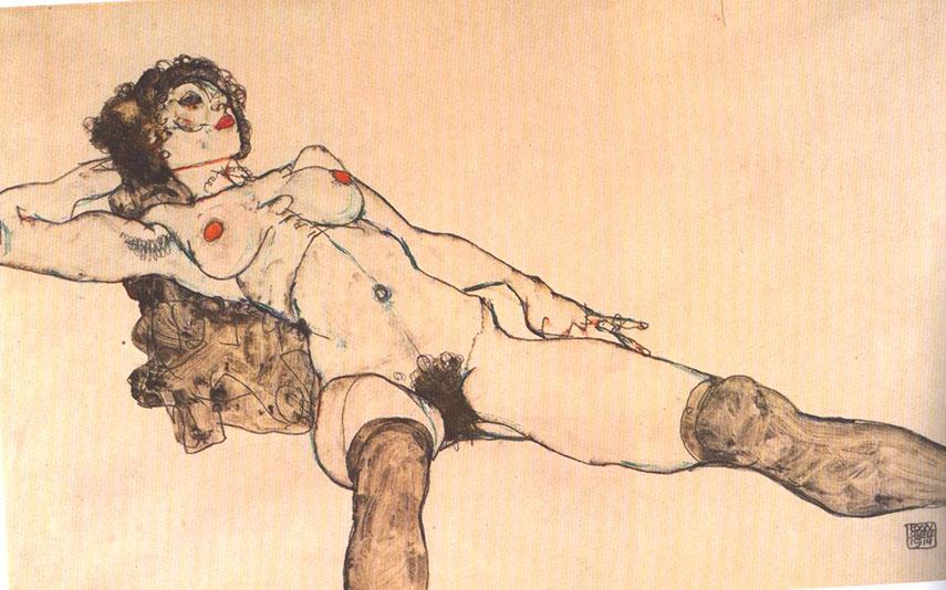 terms expressionism portrait woman klimt austrian gustav