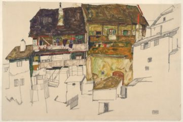 The Relationship of Gustav Klimt and Egon Schiele, As Told by Their Drawings