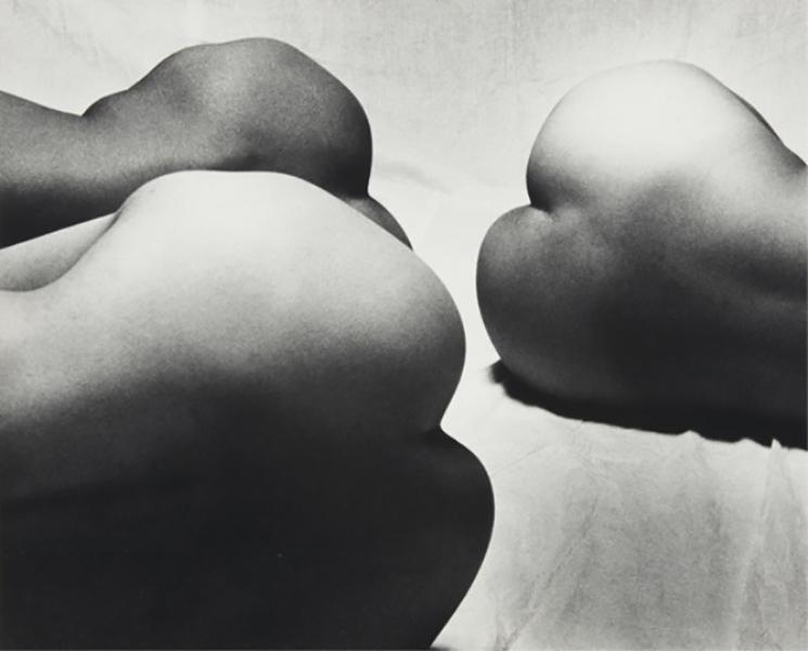 Eikoh Hosoe-Embrace #61-1970