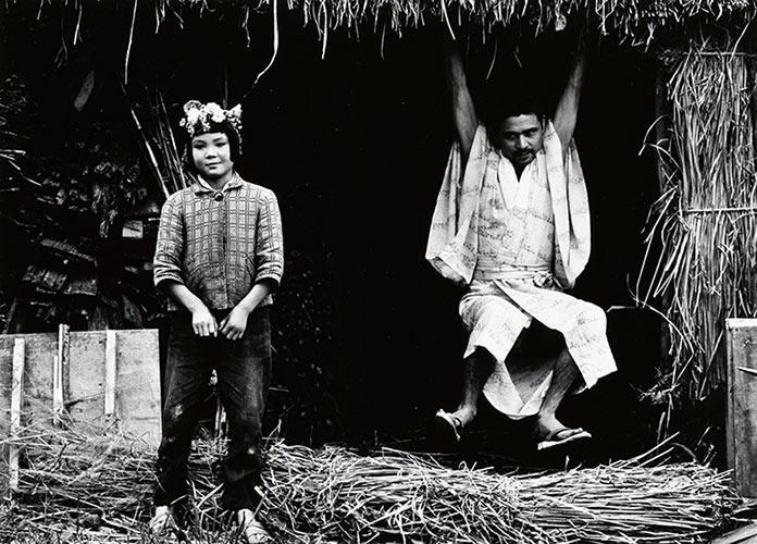 Eikoh Hosoe-Kamaitachi #19-1968
