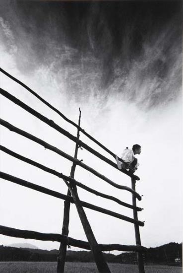 Eikoh Hosoe-Kamaitachi #8-1965