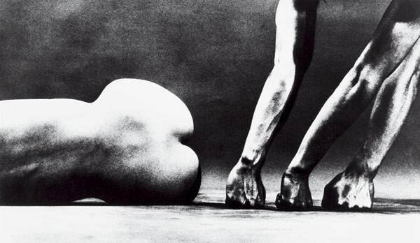 Eikoh Hosoe-Man and woman 24-1960