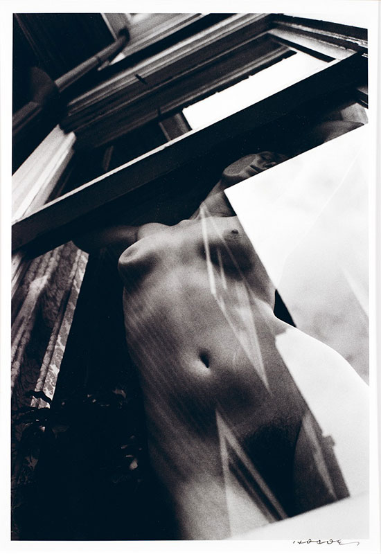 Eikoh Hosoe-Naked School #7026-19A, Chicago, Il-1973