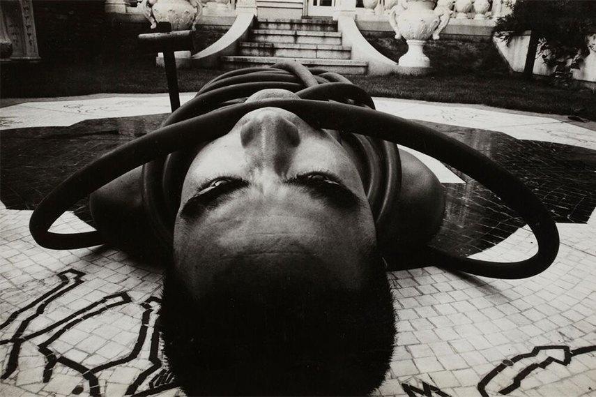 Eikoh Hosoe - Ordeal by Roses #12, 1961