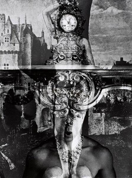 Eikoh Hosoe-Ordeal by Roses #29-1962