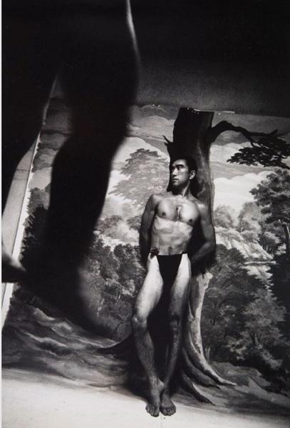 Eikoh Hosoe-Ordeal by Roses # 34-1961