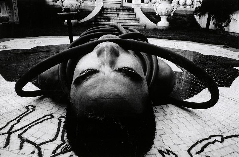 Eikoh Hosoe-Ordeal by Roses #6-1961
