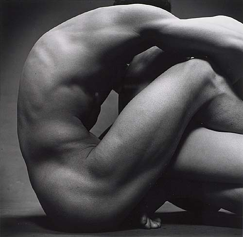 Eikoh Hosoe-Study of Male Nudes-1975