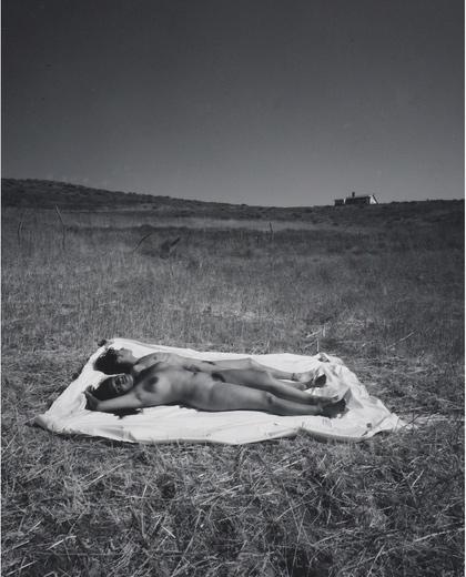 Eikoh Hosoe-Untitled (Nudes)-2001