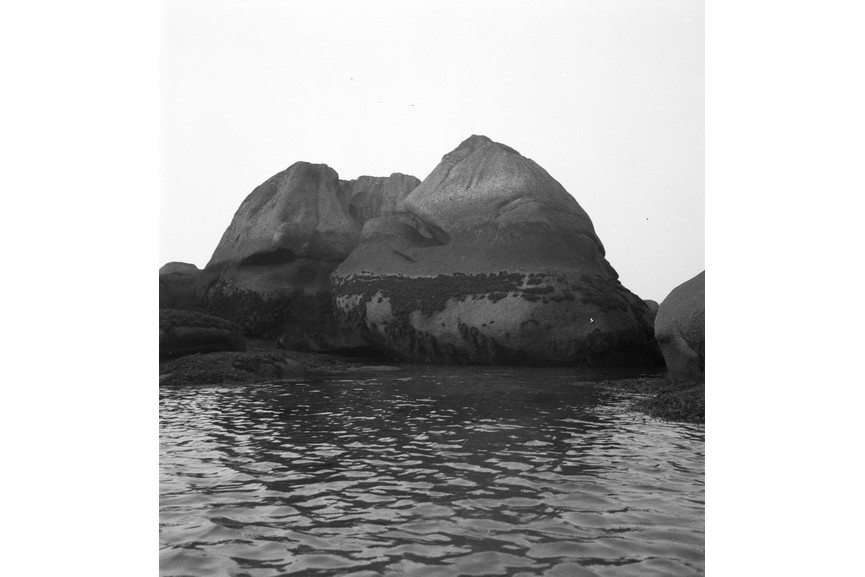 Eileen Agar - Rocks in Ploumanach