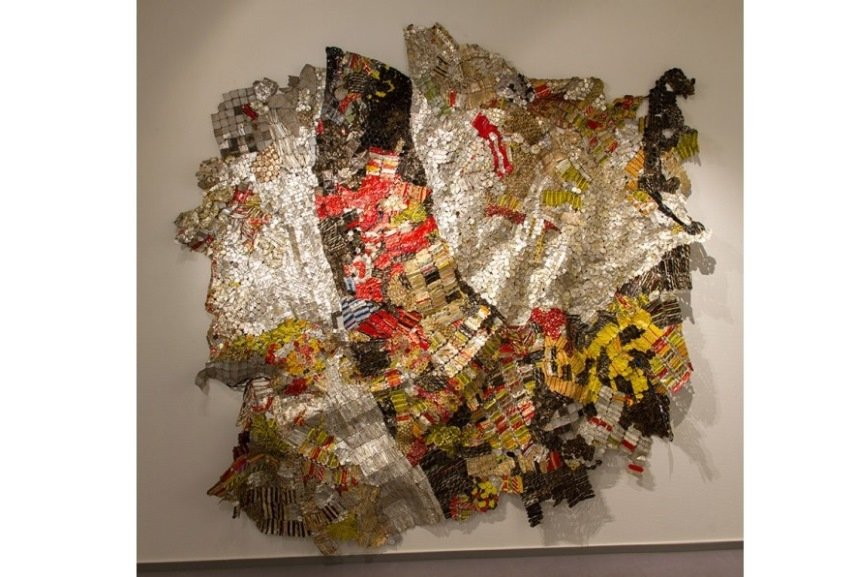 El Anatsui exhibition