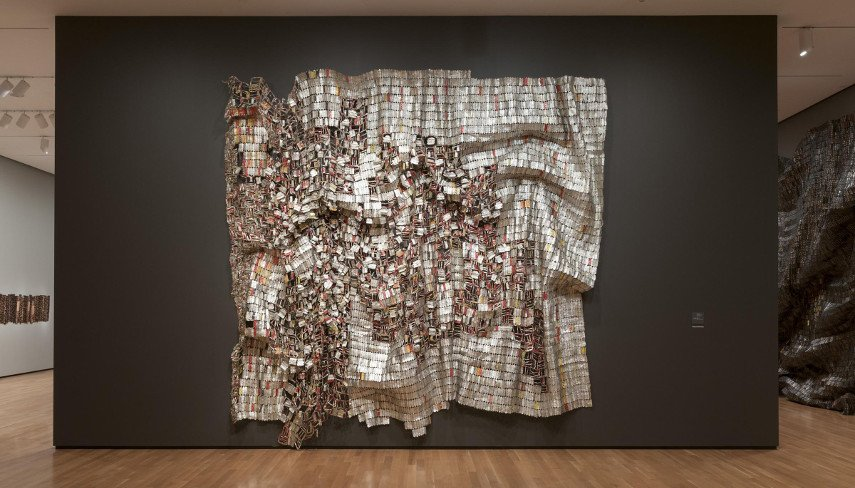 Biography of el anatsui widewalls for Layer 7 architecture
