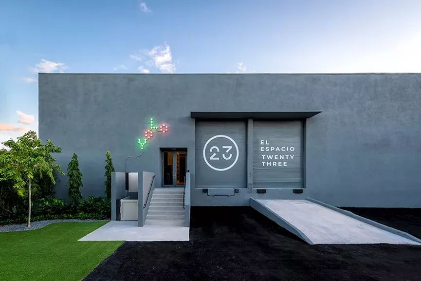 El Espacio 23 opens in 2019