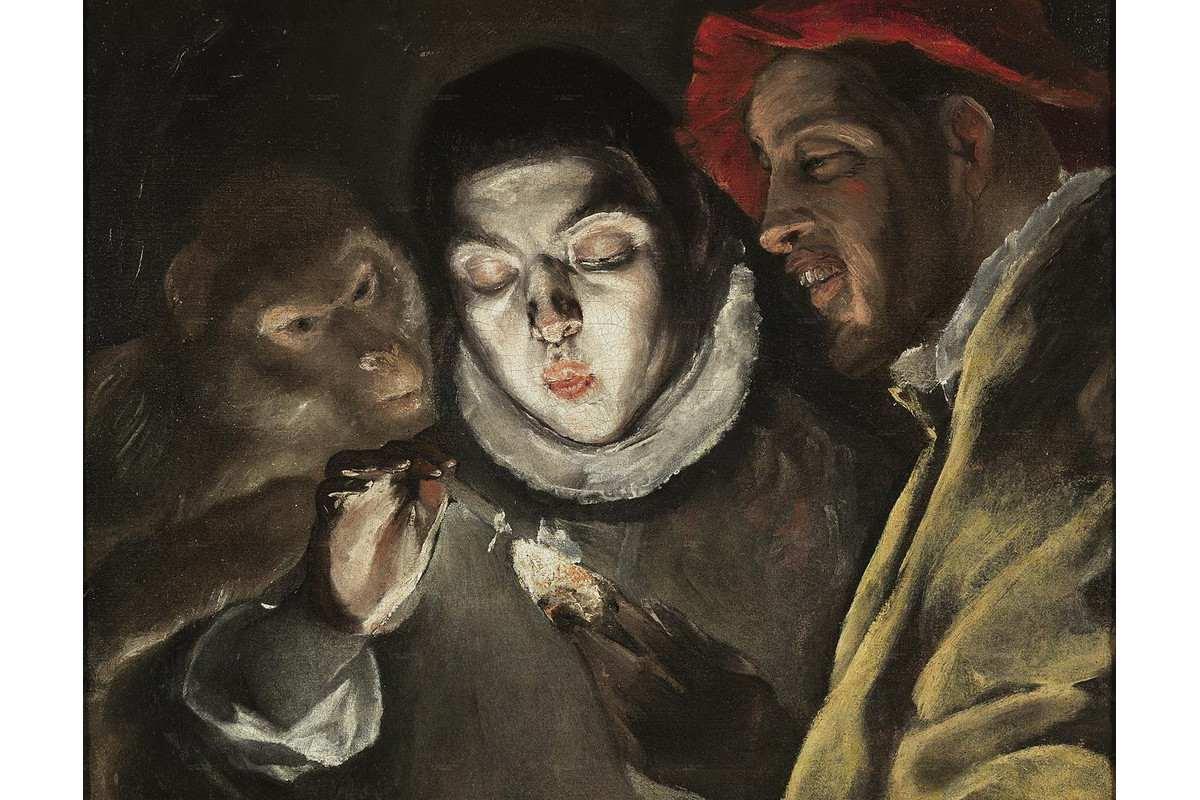 El Greco - Fabula