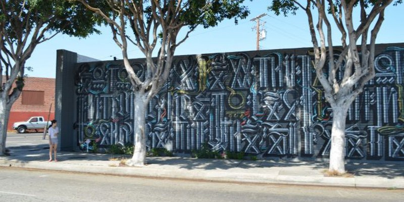 El Mac x Retna - Of Our Youth, 2010 - 2