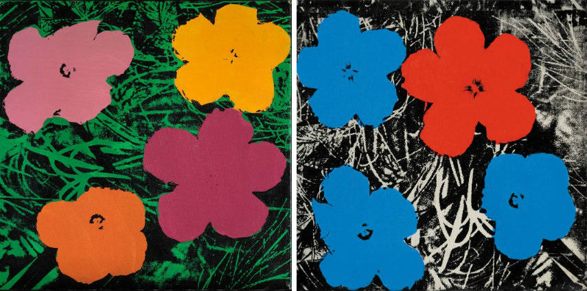 During the 1960s she appropriated warhol and duchamp having exhibition in gallery and museum spaces
