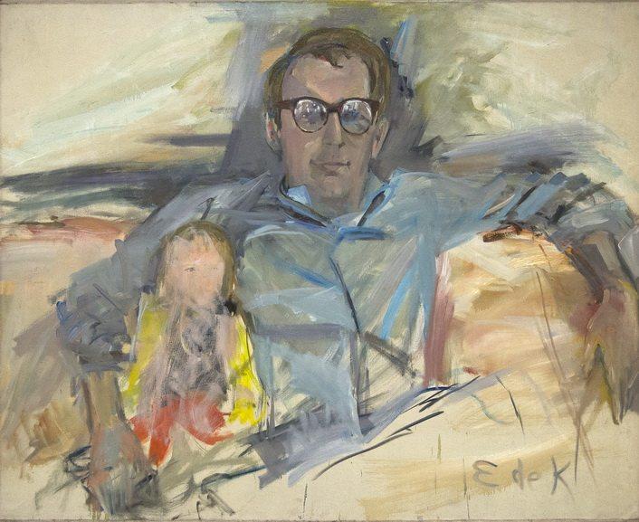 Elaine de Kooning - Donald Barthelme