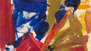 Elaine de Kooning - Untitled